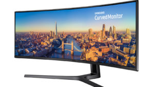 Samsung 49 LED Curved