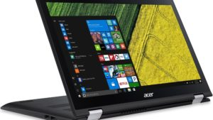 ACER SP314-51 CI3-6006U 14 MULTI-TOUCH 4GB 1TB WIN10 HOME